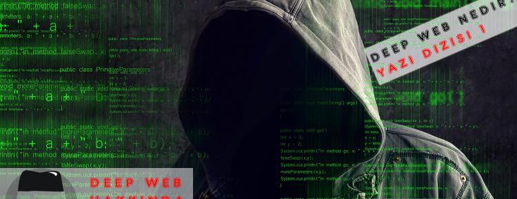 Deep Web Hakkında Merak Edilenler (Seri 1)